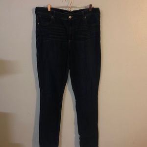 Express Dark Legging Jeans